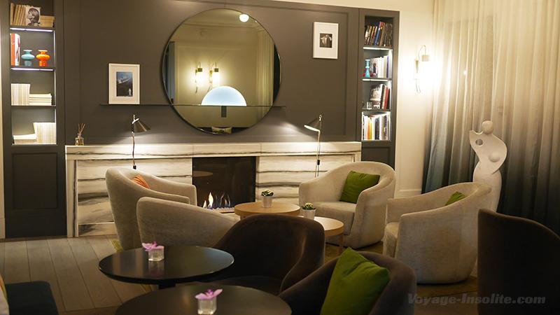 boutique hotel le marianne les champs elys es la maison voyage insolite. Black Bedroom Furniture Sets. Home Design Ideas