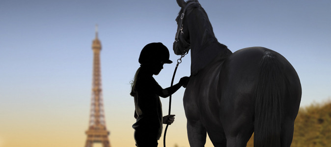 Paris à cheval