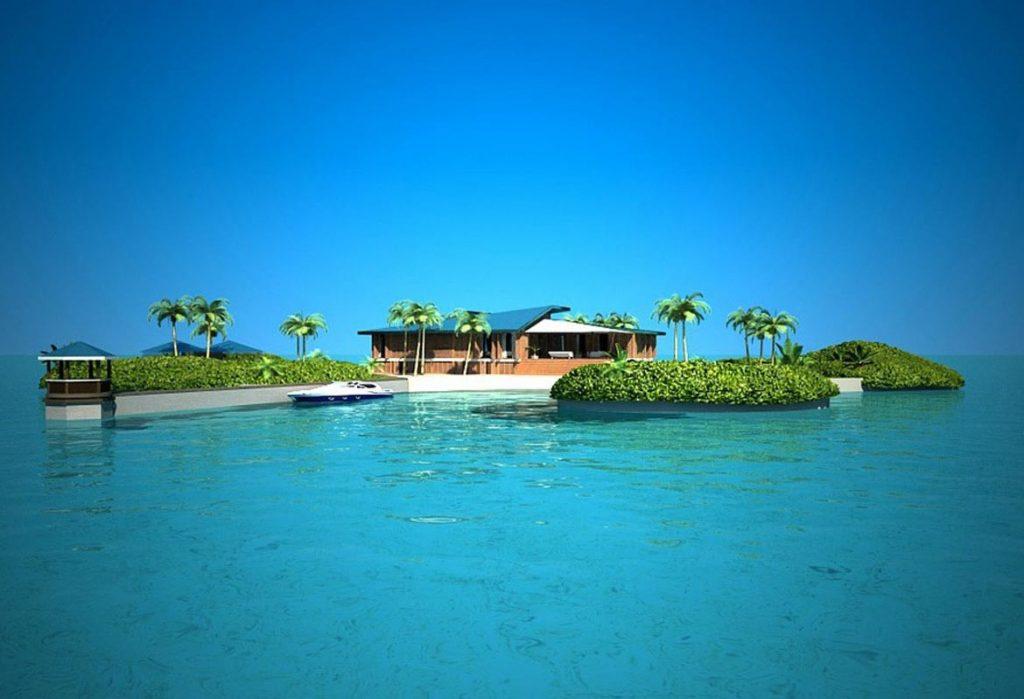 Offrez-vous une île aux Maldives