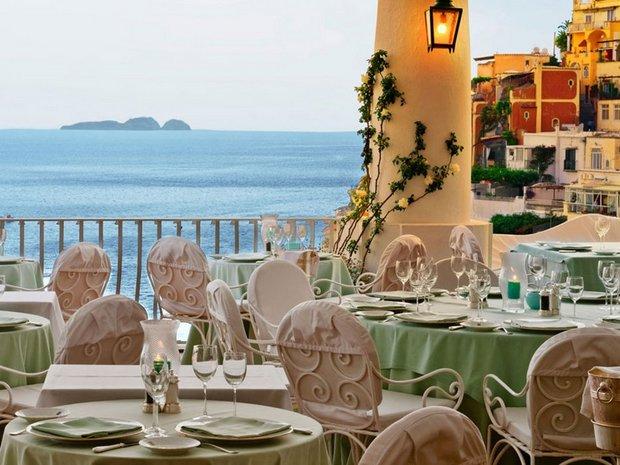14 spectaculaires restaurants en bord de mer
