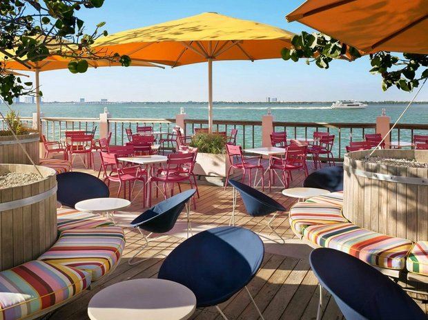 Lido Restaurant & Bayside Grill Floride