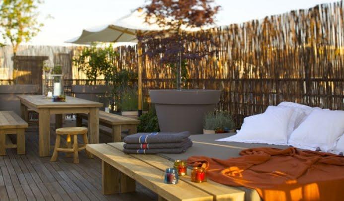 7 Rooftops d'Hôtel à Paris pour de belles soirées d'été