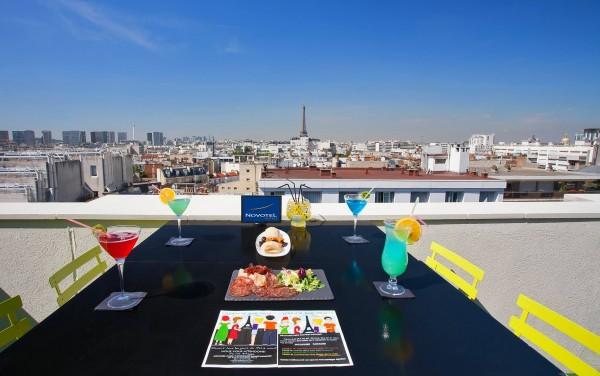 7 Rooftops D Hotel A Paris Pour De Belles Soirees D Ete Voyage