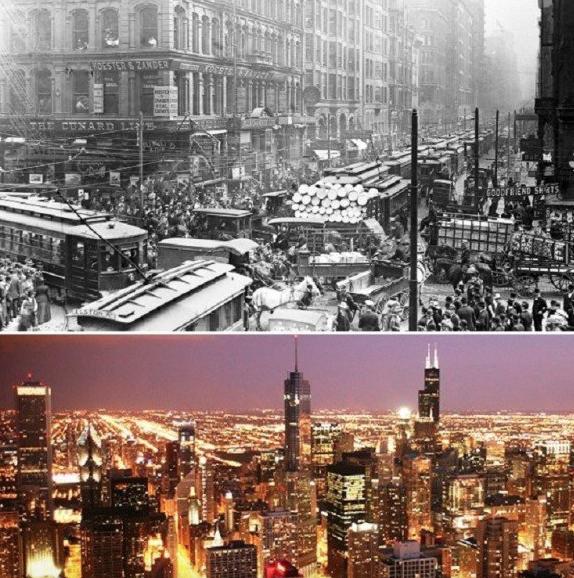 Chicago avant après
