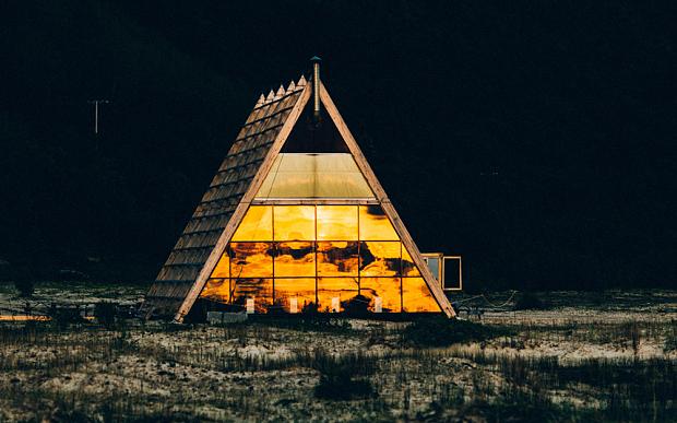 plus grand sauna du monde norvège