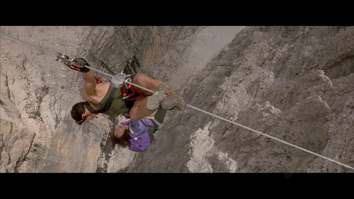 Cliffhanger-dolomites