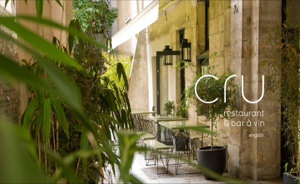 Restaurant-CRU