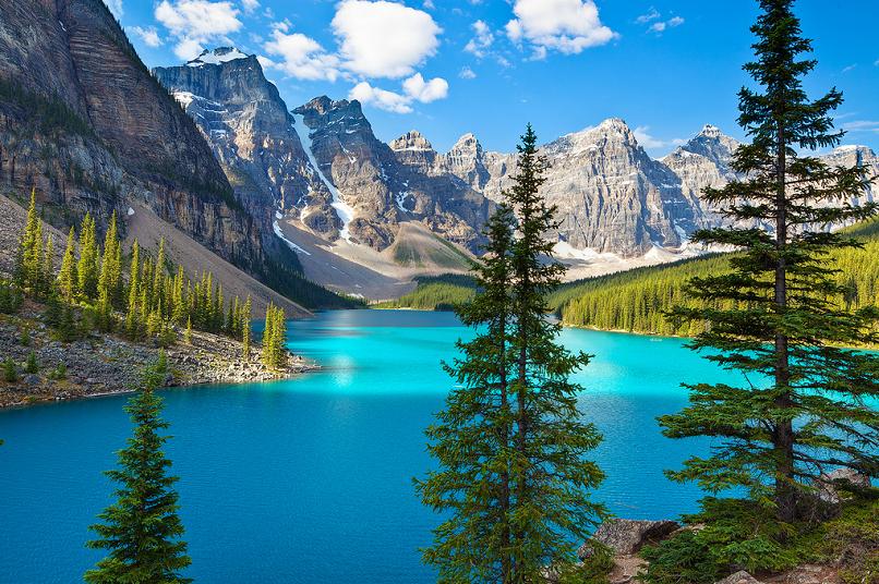 Lac de Banff