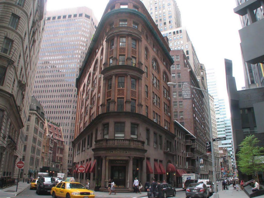 delmonico new york