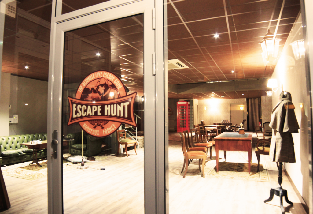 escape game bordeaux