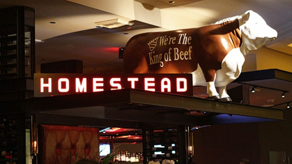 homestead steakhouse ny