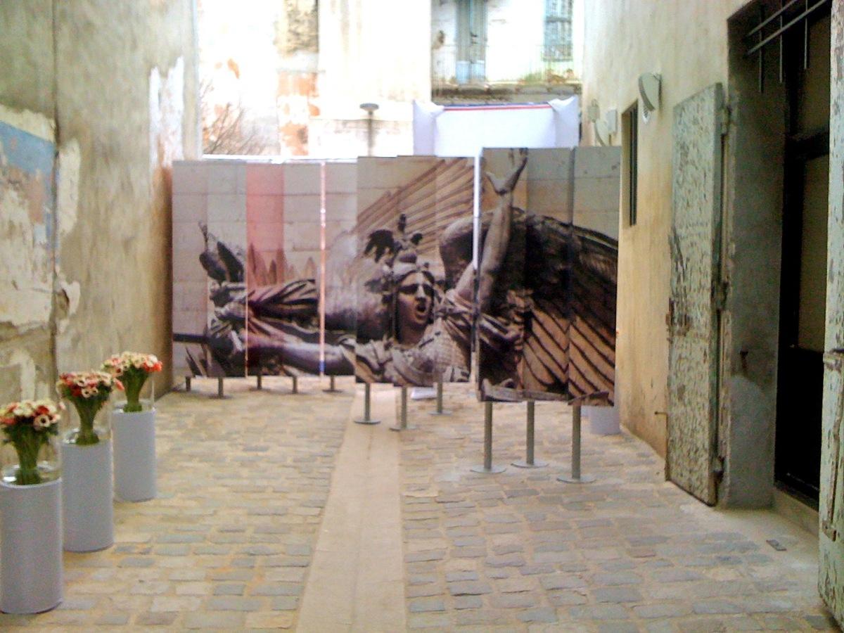 mémorial marseillaise