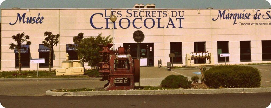 musée chocolat
