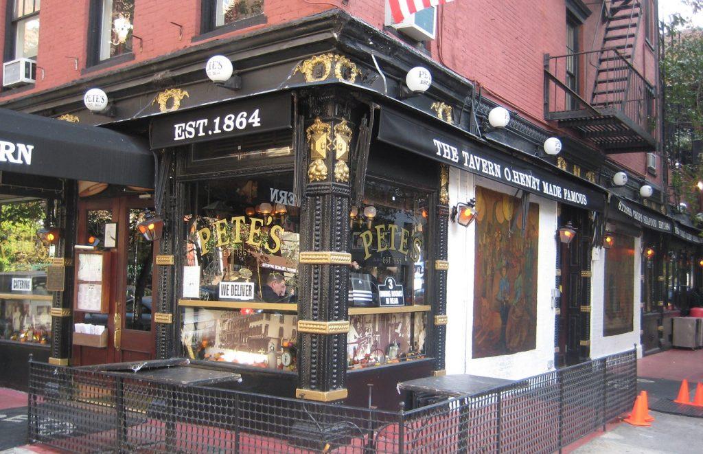 pete's tavern ny