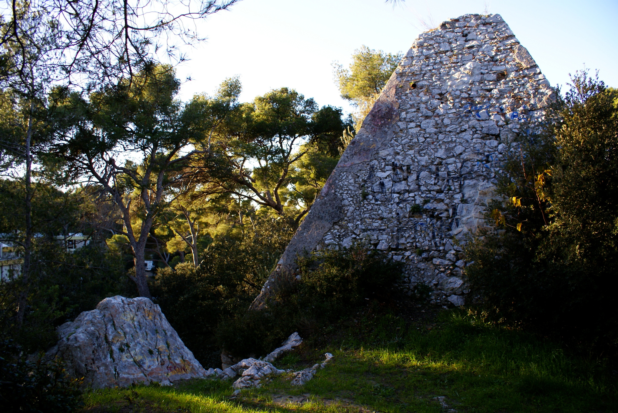 pyramide roy d'espagne