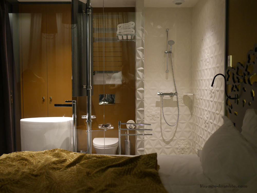 empreinte hotel le boutique h tel d 39 orl ans voyage insolite. Black Bedroom Furniture Sets. Home Design Ideas