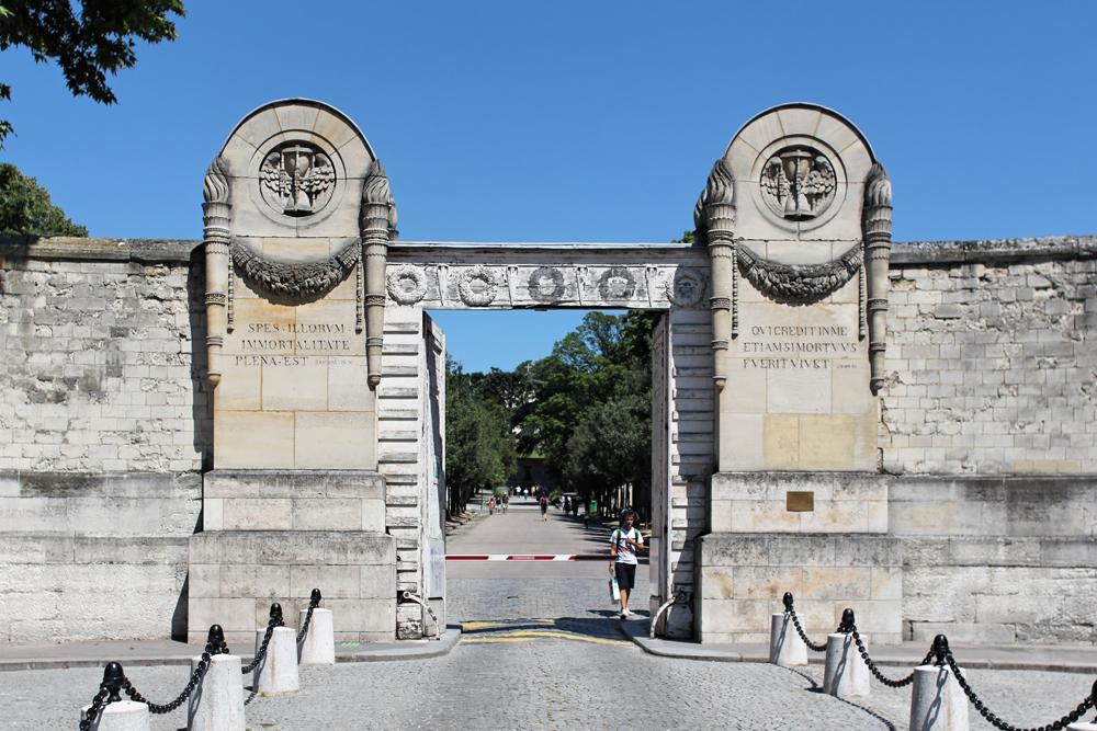 Top 10 des cimetières à visiter