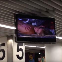 L'aéroport de Lisbonne, le plus coquin du monde ?