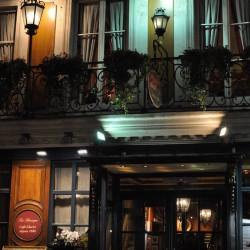 Un resto insolite & historique à Paris : le Procope