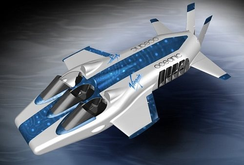 avion sous marin
