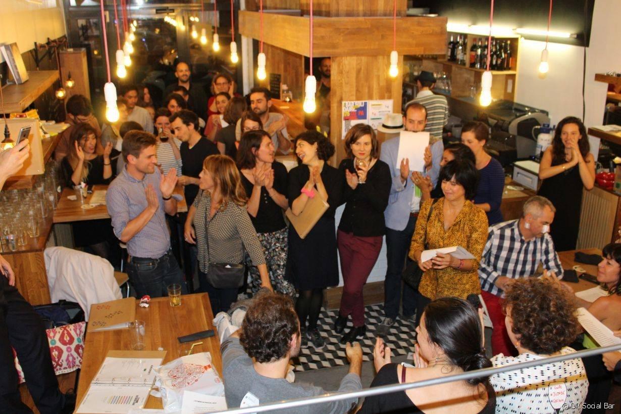 Le Social Bar à Paris