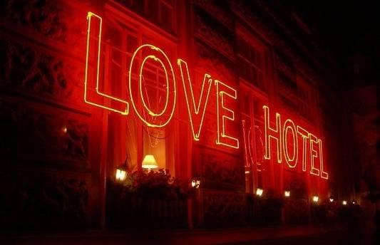 love hotel à Tokyo