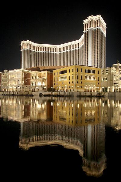 hotel venetian Macao