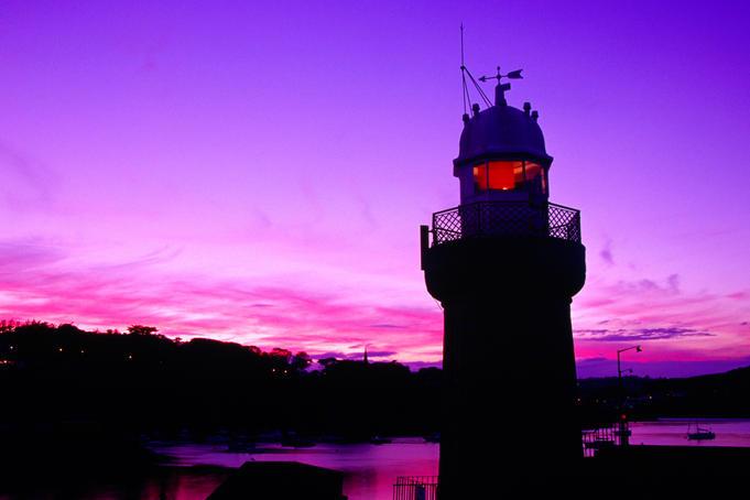 phare de Blackhead, Belfast Lough
