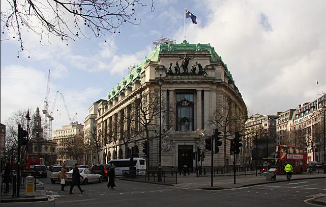 Australia House London