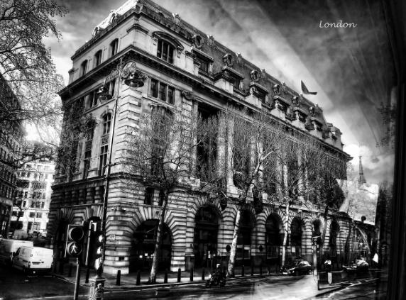 Gringotts Bank (Australia House London )