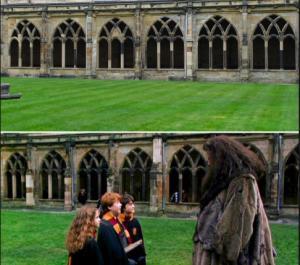Cathédrale Duhram // Poudlard Harry Potter