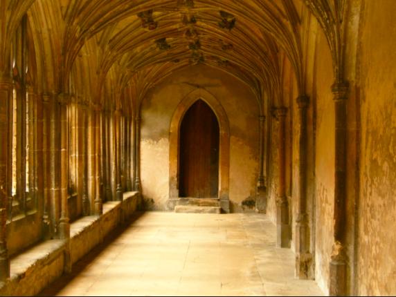 Abbaye de Lacock