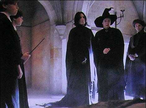 Harry Potter (photo : Lieux de Cinéma)