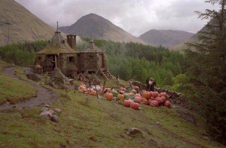 cabane d'Hagrid à Glencoe