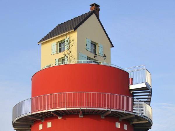 villa cheminée à Nantes