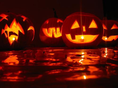 voyage Halloween