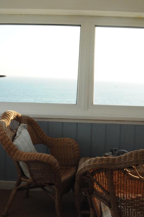 dormir dans un phare au Pays de Galles