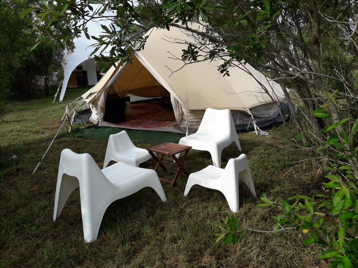 dormir en tente en Corse