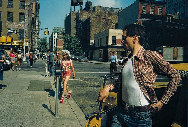 Taxi Driver à New York