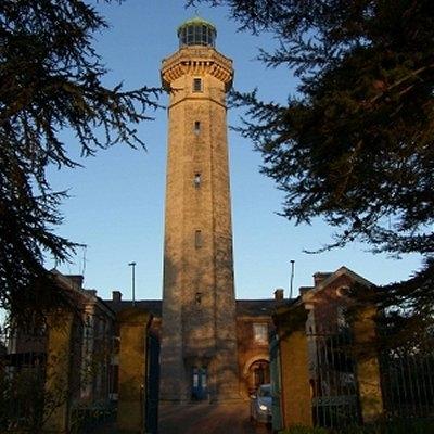 phare de Fatouville en Normandie