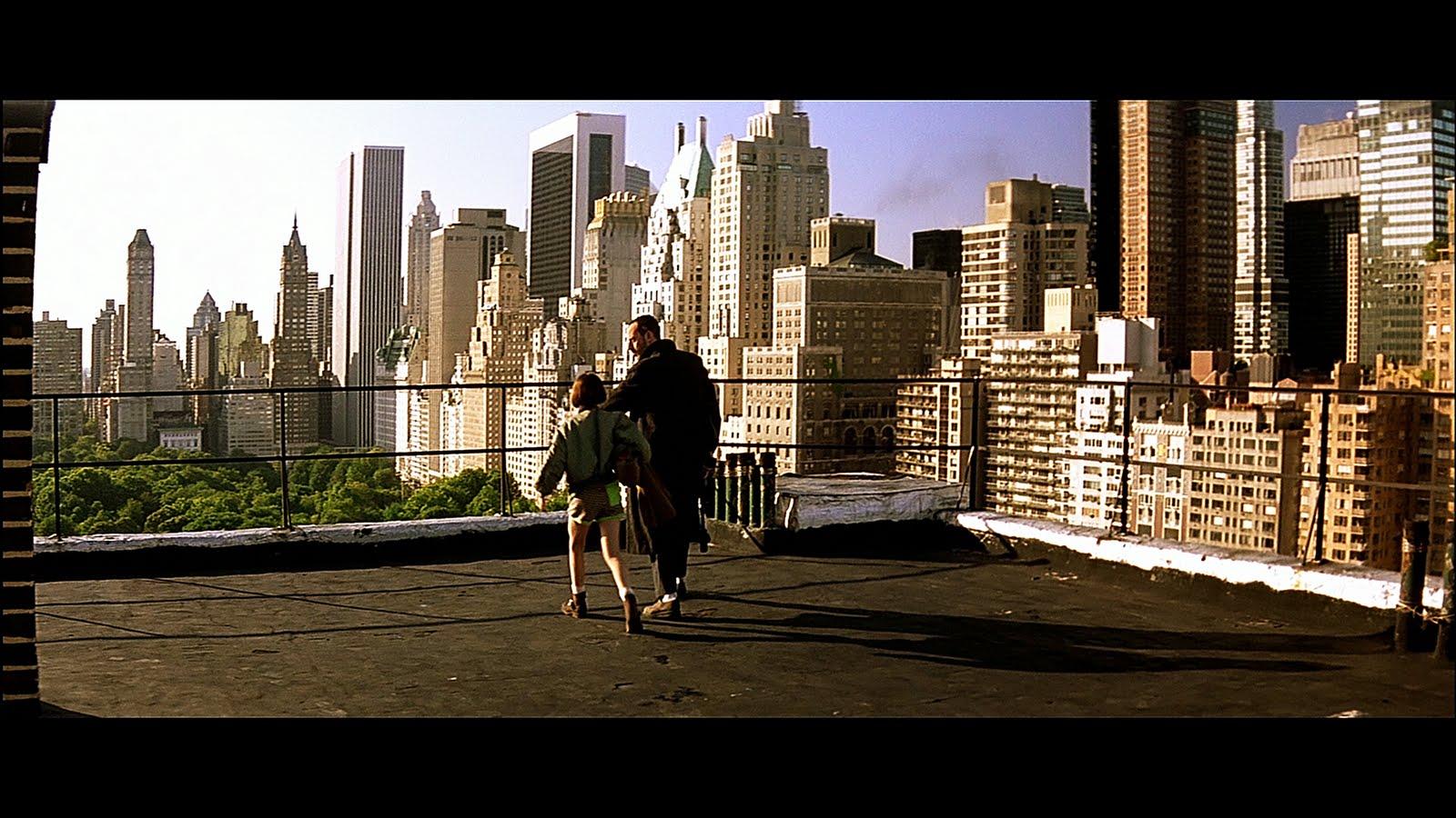 Léon à New York
