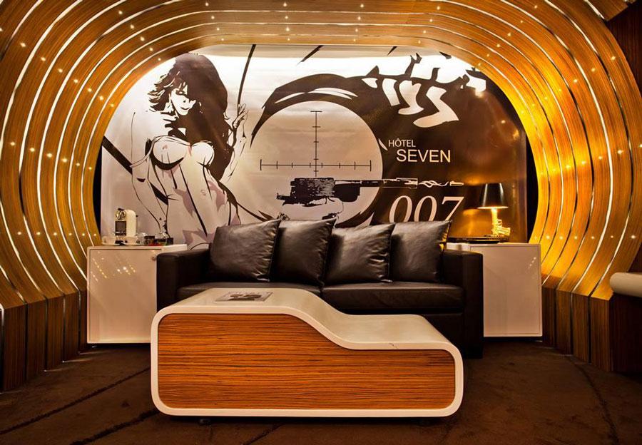 hôtel Seven 007