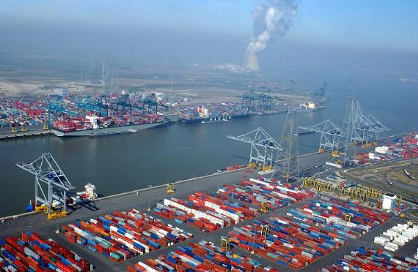 Anvers le plus grand port du monde
