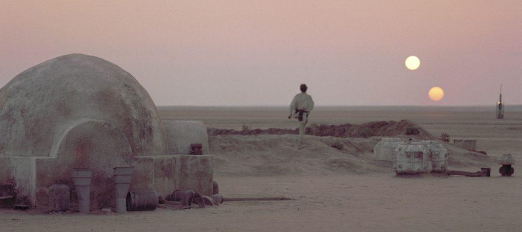 ferme des lars Star Wars Tunisie