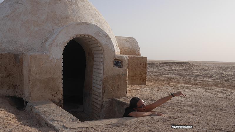 ferme des Lars Star Wars en Tunisie