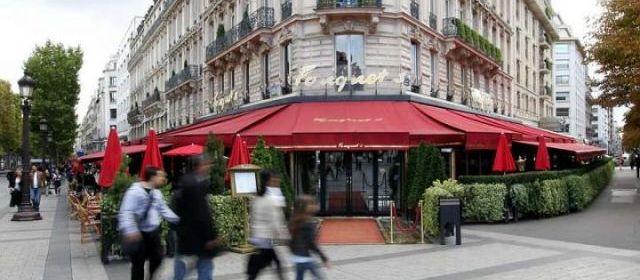 Top 10 des restaurants pour amants sur Paris