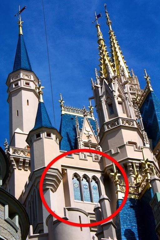 suite secrète Disneyland