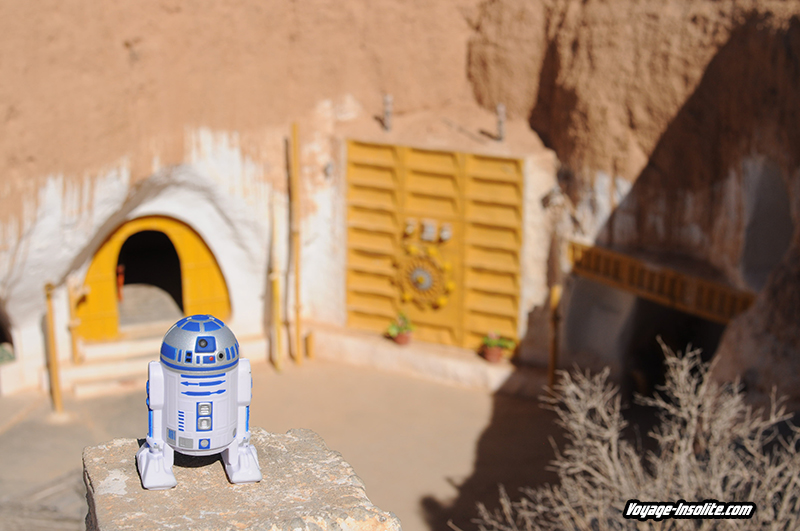 hotel sidi driss Star Wars