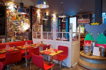 restaurant insolite club de 5
