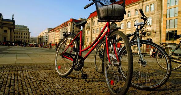 Les 10 meilleures villes d'Europe pour des vacances à vélo